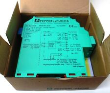PEPPERL FUCHS, SIGNAL CONDITIONER, KFU8-UFC-EX1.D, 231197