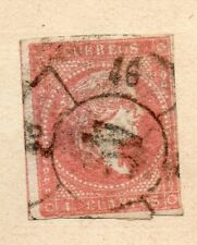 Spain 1855-56 Early Issue Fine Used 4c. NW-16520