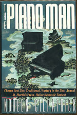 The Piano Man by Noreen Gilpatrick-1st Ed./DJ-1991-Pubisher Review Copy