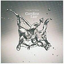 Coming To Terms Carolina Liar Audio CD