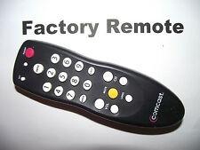 COMCAST RC2392101/02B Digital TV Tuner Converter Box  Remote Control