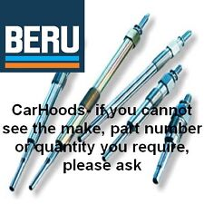 Beru GN999 0100226238 Diesel Glow Heater Plug- more available
