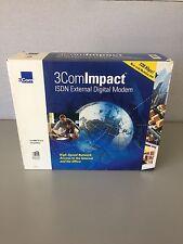 3COM Impact isdn external digital modem