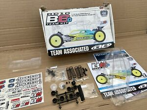 Team Associated RC10D B6 1/10 Scale 2WD Comp Buggy parts JConcept Body Box Look!