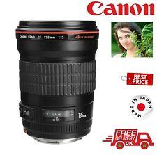 Canon EF 135mm F2.0L USM Lens (UK Stock)