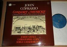 Savall/Coin/Casademunt JOHN COPRARIO Consort Musicke - Astree AS 54