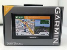 """New Listing*New* Garmin Drive 51 Ex Vehicle Gps with 5"""" Screen and Us Lifetime Maps"""