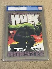 Incredible Hulk 34 CGC 9.8 White Pages (Hulk Annual 1 Cover Homage!) + magnet
