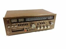 Panasonic Ra-6600 Vintage Stereo Receiver w/ Built-In 8-Track Recorder Player