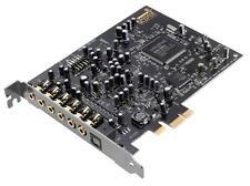 N Creative Sound Blaster Audigy RX SB1550 7.1 Sound Card w/Headphone Amp