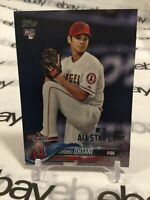 2018 Topps Shohei Ohtani RC All Star Game # 5 of 5 Complete Sets LA Angels RARE