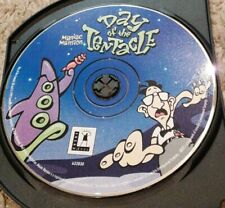 Maniac Mansion Day of the Tentacle PC 1993 CD-ROM Game Disc Only No Box tested