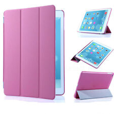 S-Tech Magnetic Smart Cover Back Case For Apple iPad 9.7 2018 6th Generation