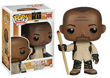 Funko Pop Vinyl Figurine Morgan from The Walking Dead TV Series on AMC