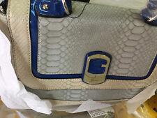 Sac à main GUESS modèle BUENOS AIRES neuf, étiqueté, été 2014 valeur 139€ bleu