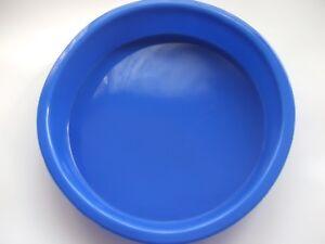 "Silicone Mould Bakeware 18.5cm Round (7.25"") Base Tin/ Cake Form"