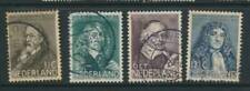 NETHERLANDS, 1937 charity set famous persons used, cat E7.5