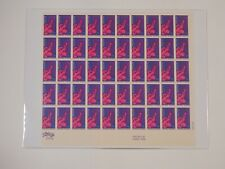 Lot of 9 Full Sheets of 6 cent US stamps including Walt Disney