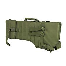 NcStar CVRSCB2919G OD Rifle/Carbine Over Shoulder Modular MOLLE Gun Scabbard