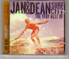 (HH767) Jan & Dean, Surf City - The Very Best of - 1999 CD