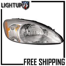 2000-2007 Ford Taurus Right Passenger Side RH Chrome Bezel Headlight Headlamp