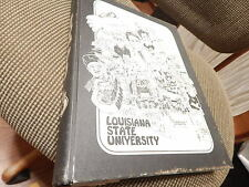 1973 LSU  Gumbo YearBook Elton John, Tina Turner, Temtations, Charlie Pride Hope