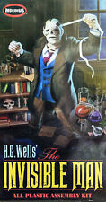 H. G. Wells The Invisible Man el invisible 1:8 model kit kit Moebius 903
