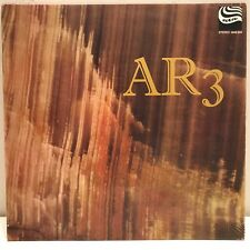 AR3 A.R. 3 LP Zebra 2949 006 Germany EX! with inner & insert