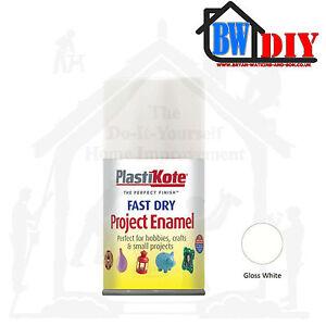 PLASTI-KOTE FAST DRY ENAMEL SPRAY PAINT 100ML 27 COLOR'S NEW ROSE GOLD AEROSOL