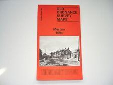 Merton 1894 - Old Ordnance Survey Maps - London
