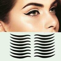 48Pcs Eyeliner Sticker Aufkleber Augen Tattoo Schminken Kosmetik Schönheit V0W9