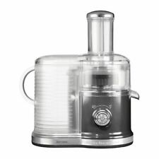More details for kitchenaid fast centrifugal juicer in medallion silver - bpa free