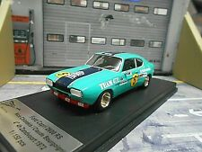 FORD Capri RS2600 Racing Zandvoort 1972 Chiotakis Bourgoignie Irish Trofeu 1:43