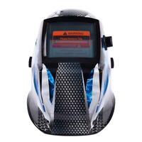Masque de Casque de Soudage à Assombrissement Solaire Automatique,Plage de U6Z9