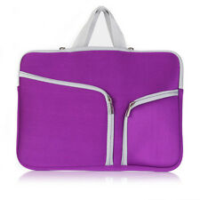 """Netbook Laptop Sleeve Case Carry Bag for Mac Dell Sony HP 11 12 13 14 15"""" Inch"""