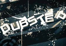 DUBSTEP MUSIC NEW ART PRINT POSTER YF1303