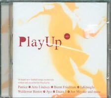 Play Up - Ayo/Arto Lindsay/Africa Unite/Ghetto Blaster Cd Sigillato