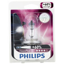 Philips VisionPlus Halogen Light Bulb 9003VPB1 for 9003 HB2 12.8V 67/60.5W yi