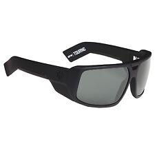 Spy Touring Soft Matt Black Happy GreyGreen Polar Sunglasses SAVE 30% OFF RRP