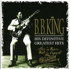B.B. King - His Definitive Greatest Hits [New CD] UK - Import
