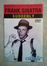 Suddenly with Frank Sinatra DVD - Digitally Remastered 1954 film movie
