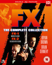 F/x - The Complete Illusion 5037899072028 With Brian Dennehy Blu-ray Region B