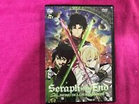 SERAPH OF THE END EL REINO DE LOS VAMPIROS DVD 1  YOWU JONU MANGA ANIME