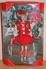 2001 COLLECTOR EDITION COCA-COLA Cheerleader Barbie