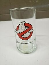 Vintage 1984 Ghostbusters Juice Glass Drinking Tumbler (f211)
