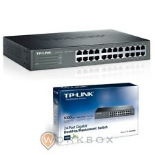 TP-Link Switcher Gigabit 24-port 10/100/1000Mbps TL-SG1024D