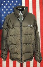 Nautica Competition XL Goose Down Reversible Jacket Coat Parka Sailing Yachting