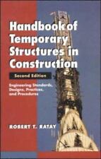 Handbook of Temporary Structures in Construction-ExLibrary