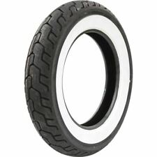 MT90B-16 Dunlop Harley-Davidson D402 Wide White Wall Rear Tire