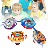 4Pcs Boxed bayblade Beyblade Burst Set With Launcher Arena Metal Fight Battle UK
